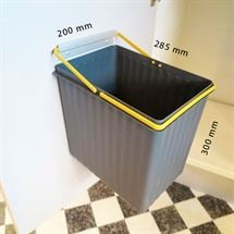 Lux affaldsspand 16 ltr