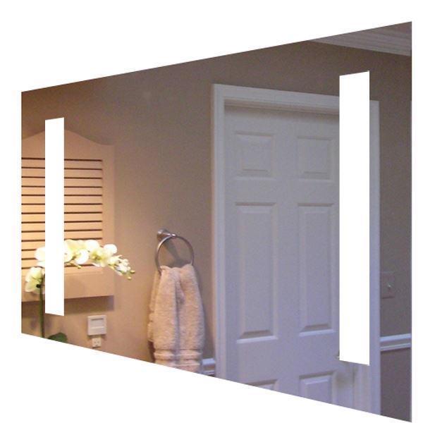 Topmoderne Køb spejl med LED lys 80 x 65 cm RW-74