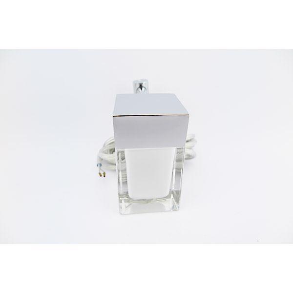 Alvorlig LED Cube Lampe - Flot LED lampe til spejl, væg og skab XF11